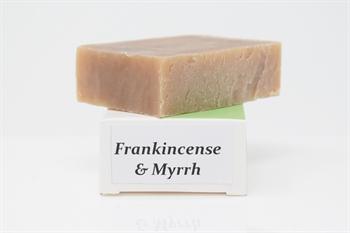 Picture of Frankincense & Myrrh Soap