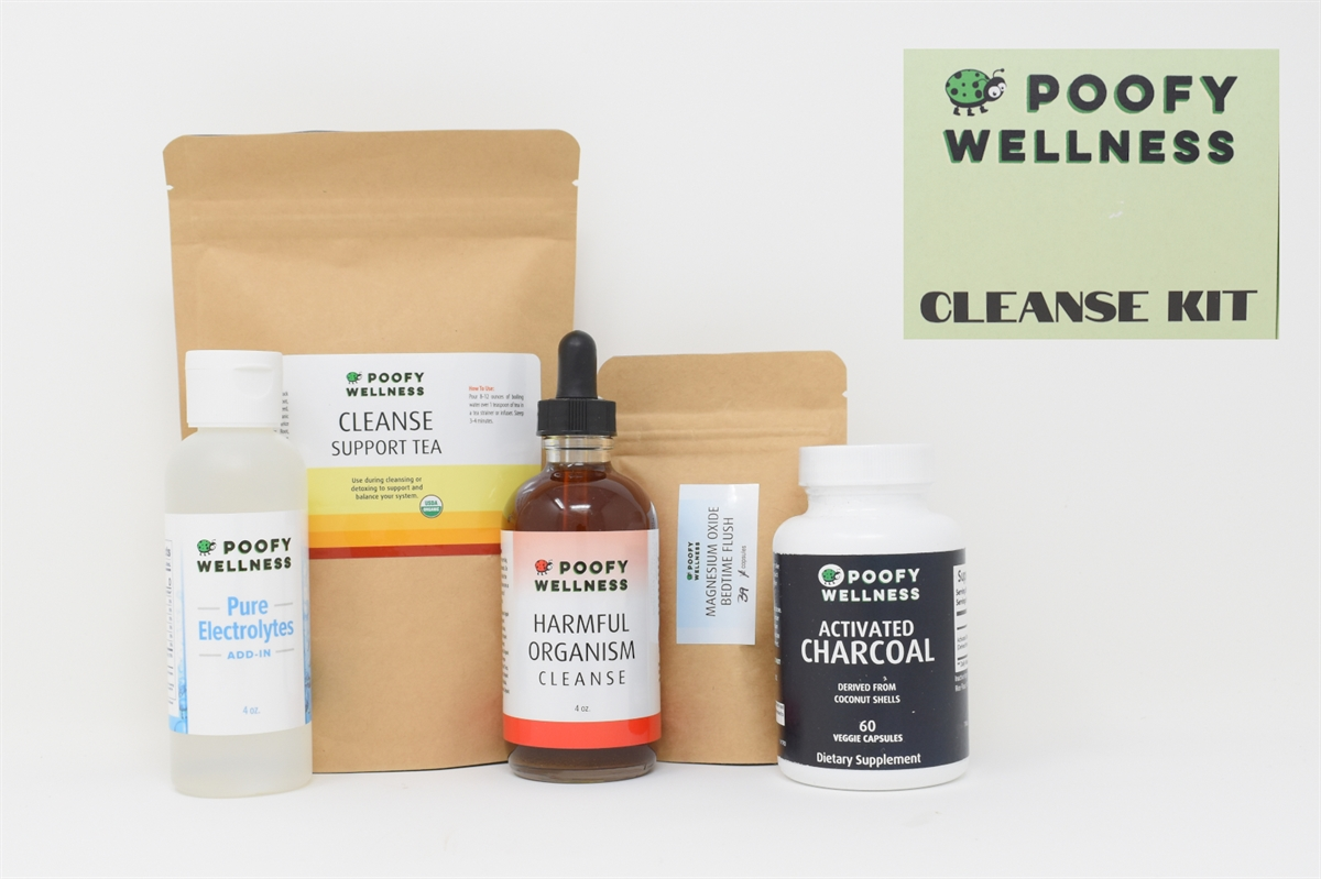 Picture of Harmful Organism (Parasite) Cleanse Kit