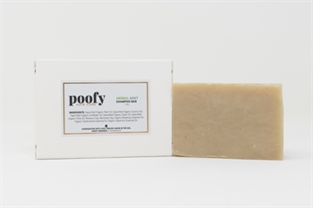Picture of Herbal Mint Shampoo Bar